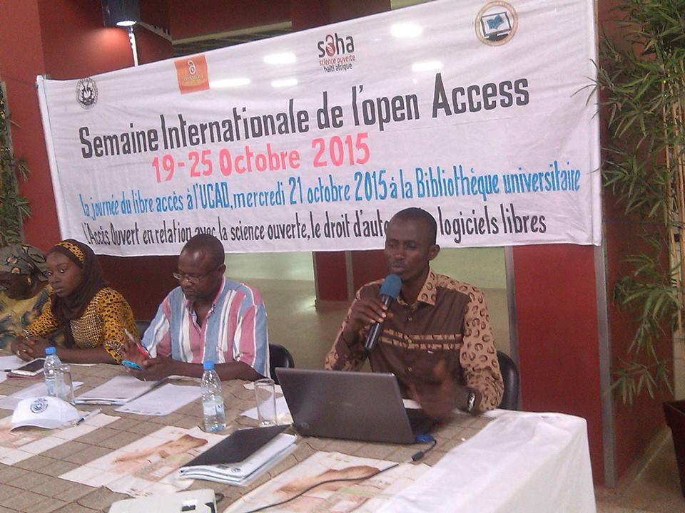 De jeunes passionnés pour une science plus ouverte au Sénégal