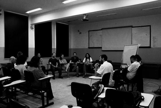 Open Science Round of Talks – Ciência Aberta Ubatuba