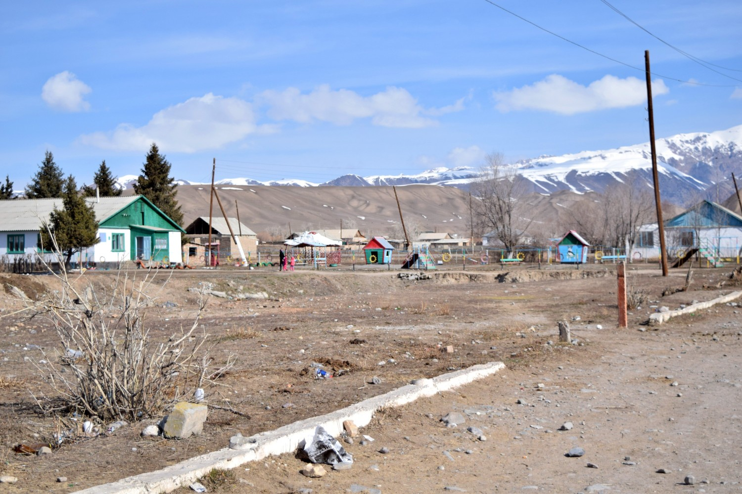 "Talking ""Citizen Science"" in remote communities of the Kyrgyz Tien-Shan mountains"