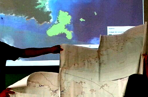 Ubatuba Open Science Workshop on Geo-referenced Data